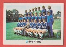 Everton Team